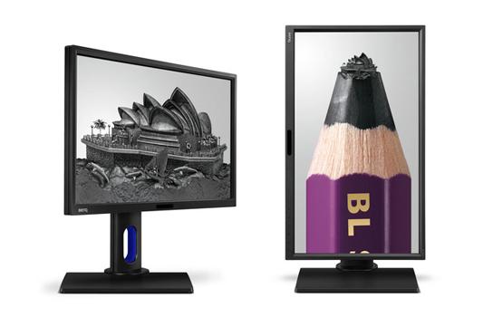 BenQ BL2420U: 24 Zoll 4K-FreeSync-Monitor mit AHVA-Panel vorgestellt