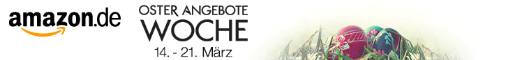 Amazon Oster-Angebote-Woche [17.03.]: Amazon Fire TV 4K, Vu+ Solo 4K, UHD TV's..