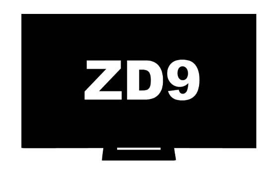 Sony-Modell ZD9: 2016 ist ein neuer Ultra HD-Fernseher geplant