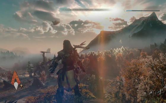 Sony bringt Horizon: Zero Dawn erst 2017 heraus – dafür in UHD