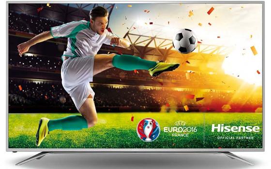 Hisense präsentiert die Ultra HD Fernseher H65M5500 & H43M3000