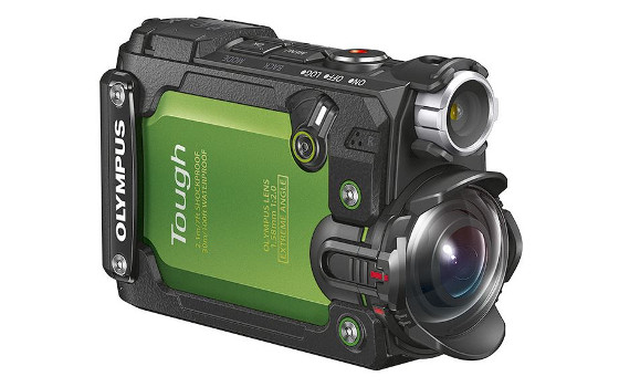 Olympus TG-Tracker: Action-Cam kommt mit 4K Video ab Juli