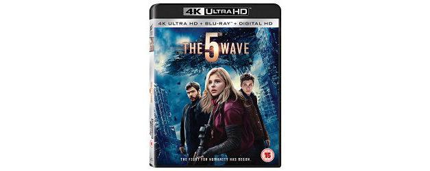 """Ultra HD Blu-ray: """"Die 5. Welle"""" in England Release – mit deutschem Ton"""
