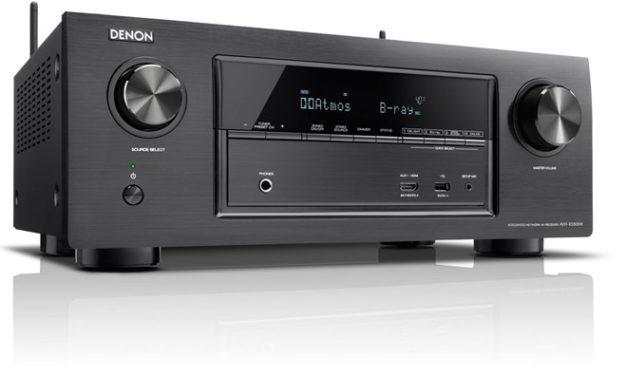 Denon AV Receiver AVR-X6300H & AVR-X4300H mit HEOS vorgestellt | IFA 2016