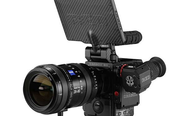Red 8K-Spezialkamera exklusiv Michael Bay gebaut