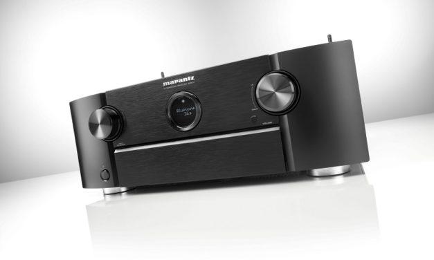 Marantz SR6011 Ultra HD AV-Receiver mit 3D-Audio vorgestellt