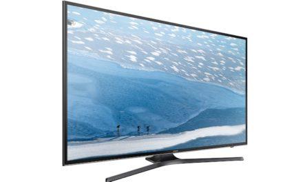 Neue Samsung Series 6 TVs mit Ultra HD & HDR vorgestellt