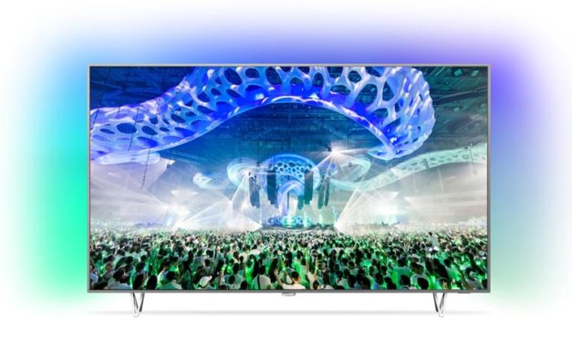 Philips 65PUS7601: 4K HDR TV mit direktem LED Backlight