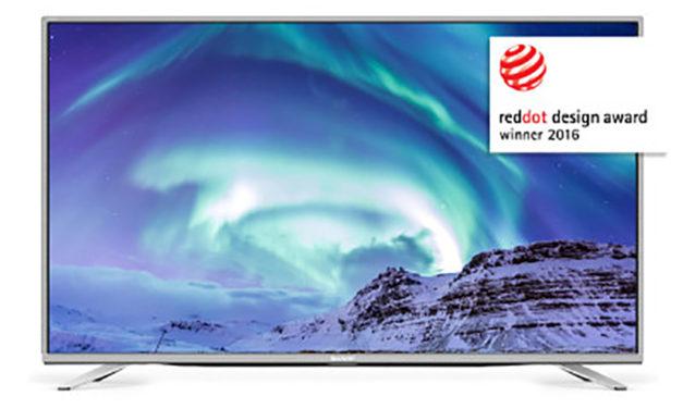 Sharp 4K-TV als Schnäppchen erhältlich
