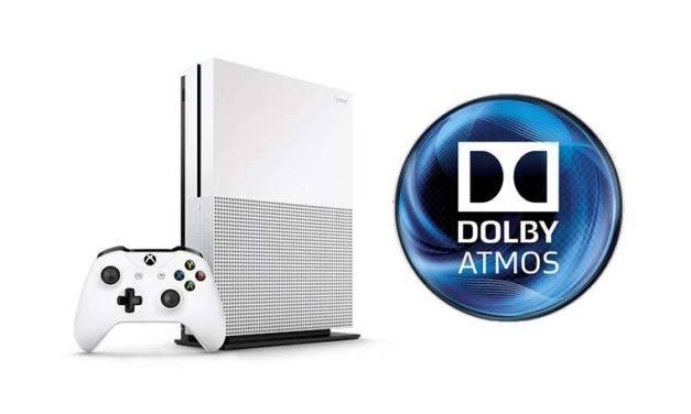 Xbox One S: Microsoft arbeitet an Dolby Atmos Update