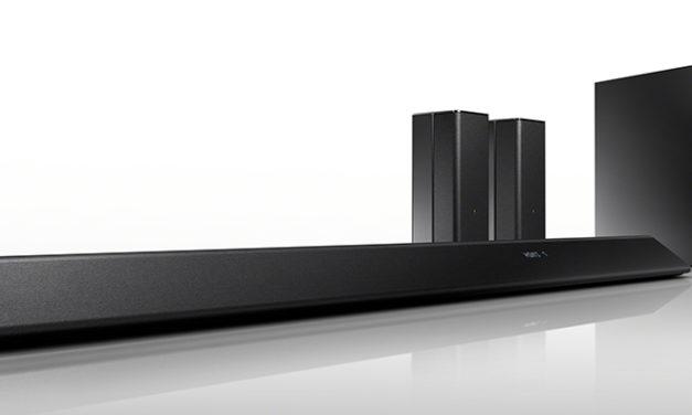 """Sonys 4K-Soundbar mit """"High Resolution"""" Audio und 400 Watt"""