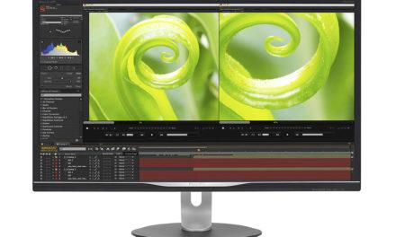 Philips 328P6VJEB: Neuer 31,5″ 4K LCD-Monitor