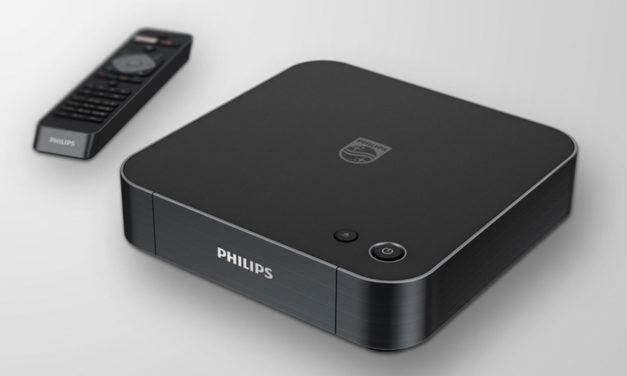 Gut und günstig: Philips Ultra-HD Blu-ray Player in den USA am Start