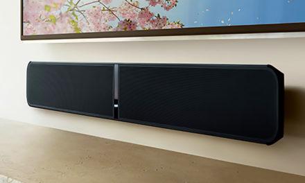 Bluesound Pulse aus Kanada peppt Flatscreen-Klang auf und musiziert audiophil
