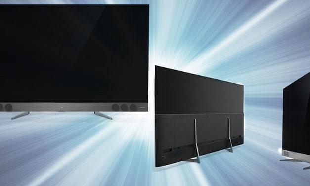 Chinesischer TV-Hersteller TCL geht behutsam mit neuen 4K-Zutaten um