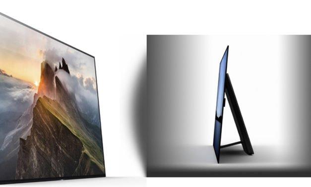 Sonys A1-Bravia OLED-TVs nutzen den Bildschirm als Lautsprecher