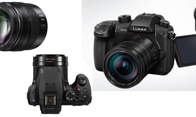 Panasonic Lumix GH5: HDR-Update für 4K-Kamera vor Release