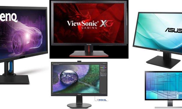 """4K-Monitore endlich """"bezahlbar und gut"""" – Computer-Bild testete"""