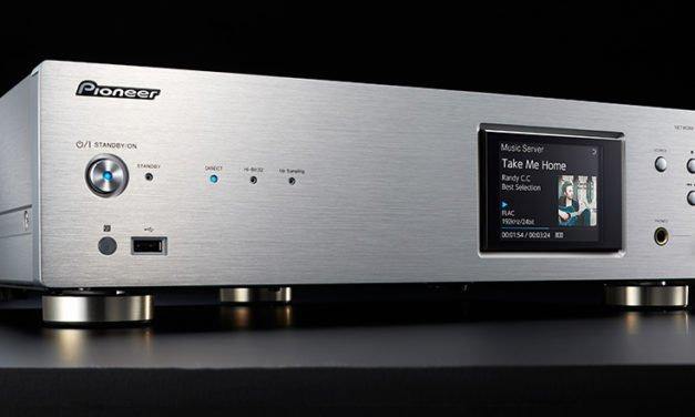 """Pioneer feierte """"Weltpremiere"""" mit neuen Pure Audio-Netzwerkplayern"""