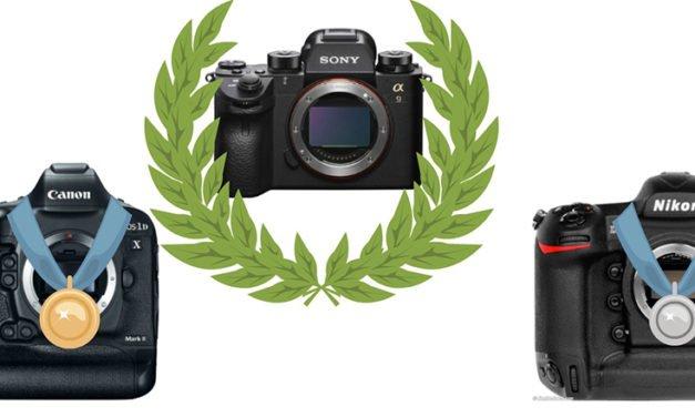 Kleine Sony Alpha 9 rüttelt am Thron der Canon- und Nikon-Boliden