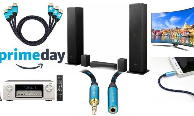 Amazon Prime Day-Finale wird von Rabatt-Feuerwerk gekrönt