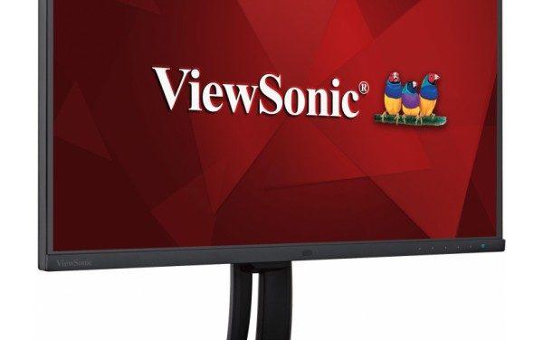 ViewSonic VP2785-4K: Neuer Ultra-HD-Monitor verfügbar