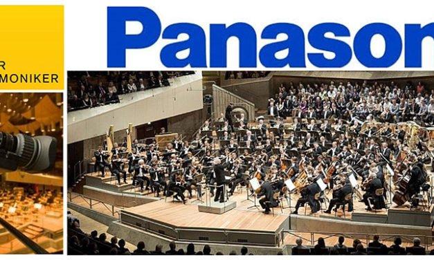Berliner Philharmoniker in 4K und HDR live in Panasonic-Geräten