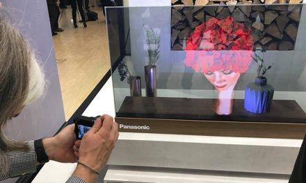 """""""Intelligentes Glas"""" verwandelt transparente Scheibe in OLED-TV"""