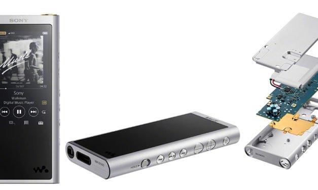 Sonys neue Walkman-Generation weiß mit Hi-Res Audio umzugehen