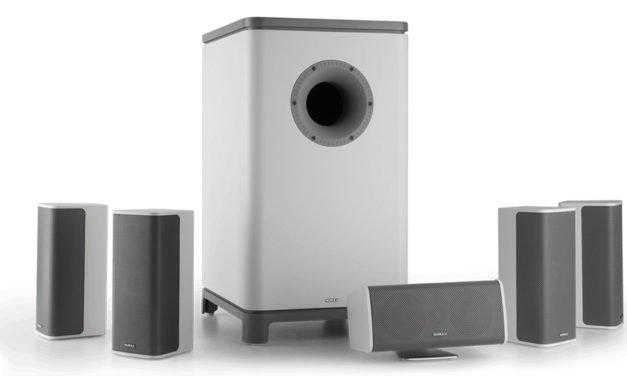 """Numan definiert """"günstiges 5.1-Lautsprecher-Setup"""" neu"""