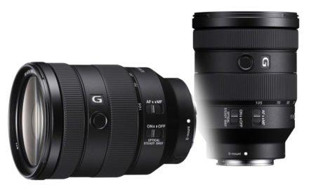 Neues Sony Standard-Zoom eher schnell und leise als lichtstark