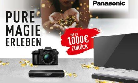 Panasonic rüstet CI-Steckplätze auf und erstattet bis zu 1000 Euro zurück