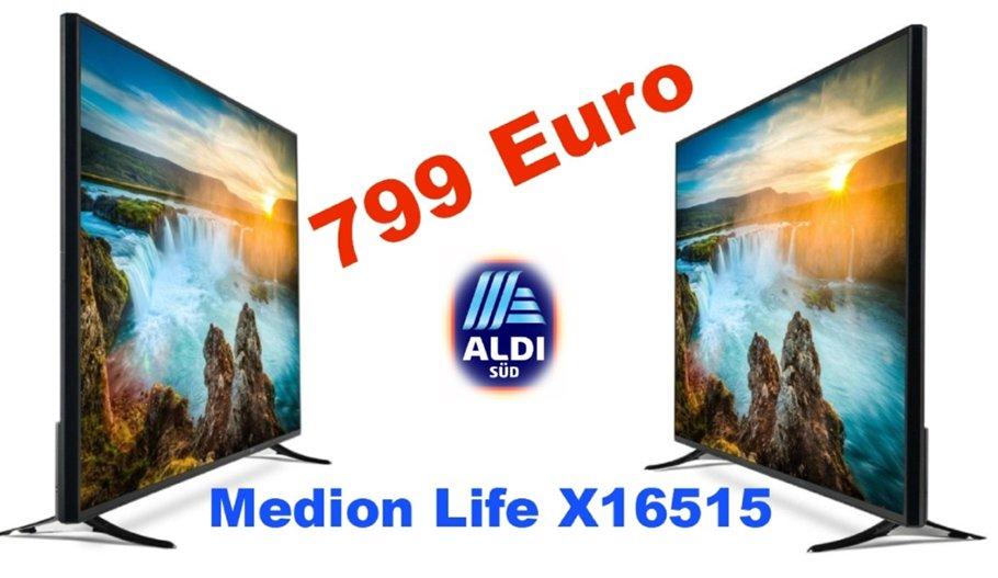 4k Tv Von Aldi Süd Ein Angebot Das Mas Nicht Ablehnen Sollte