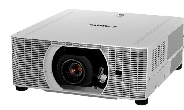 Canons neue XEED-Beamer-Garde: Keine Lücken zwischen Pixeln