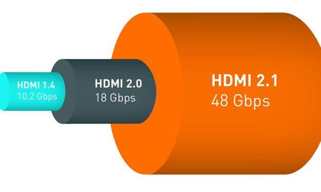 Vom Warten auf HDMI 2.1 und der Angst, ins Abseits gedrängt zu werden