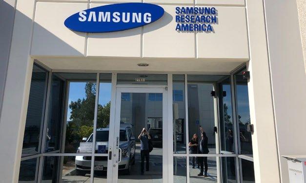 Die Soundqualität auf ein neues Niveau bringen: Ein Besuch bei Samsung Research America