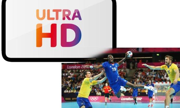 Sky bringt mehr Schärfe in Handball-Partie: Übertragung in Ultra HD