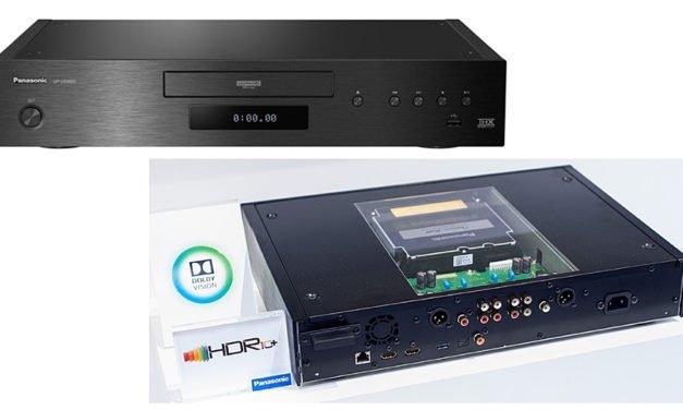 Panasonic-Samurai schmiedeten neues UHD-Blu-ray-Player-Schwert