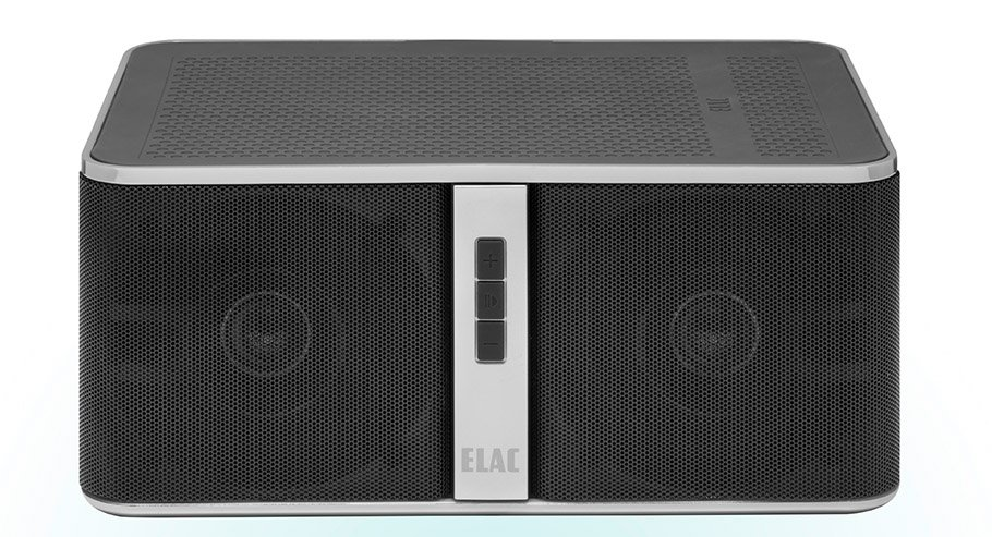 kompakte l sung von elac hei t discovery z3 zone music speaker. Black Bedroom Furniture Sets. Home Design Ideas