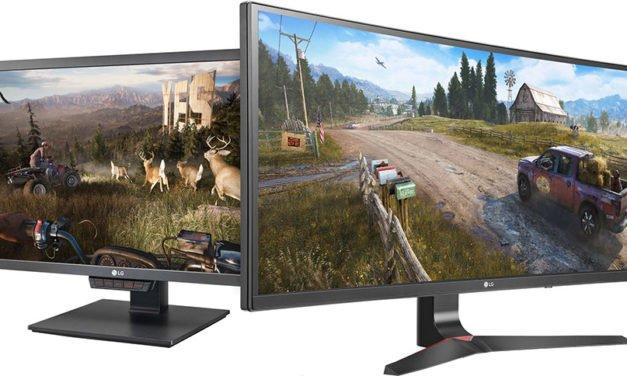 """LG Gaming-Monitore kommen mit """"Far Cry 5"""" von Ubisoft als Zugabe"""