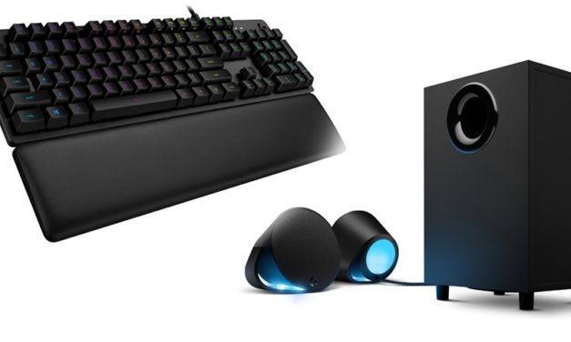 "Logitech G will anspruchsvolle Gamer mit High-Tech ""pampern"""
