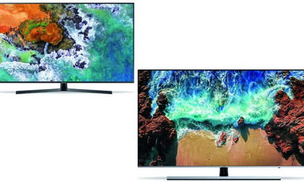 """Samsungs neues UHD-TV-Quartett macht """"großes Heimkino"""" erschwinglich"""
