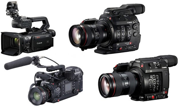 Canon Firmware-Upgrade frisiert professionelle Videocams auf
