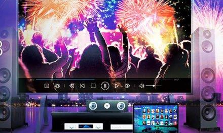 """""""Idealer Media-Player für den Wandel von Full-HD auf 4K"""""""