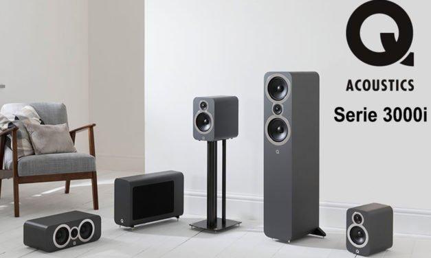 Q Acoustics-Lautsprecher: Clevere Versteifungen reduzieren Resonanzen