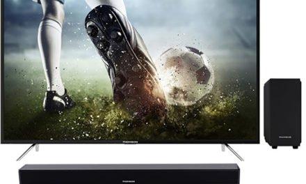 Package von Thomson: Smart-TV und Soundbar für wenig Geld