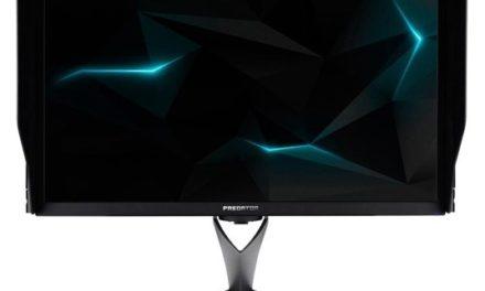 Acer Predator X27 4K: G-Sync, 4K-Auflösung und 144 Hz