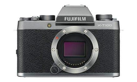 Fujifilm X-T100: Neue spiegellose 4K-Kamera