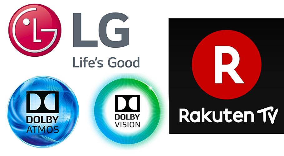 """LG und Rakuten TV """"liefern"""" Filme mit Dolby Atmos und Dolby Vision"""