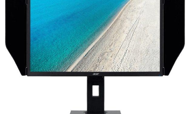 Acer ProDesigner BM270: Neuer 4K-Monitor für professionelle Anwender